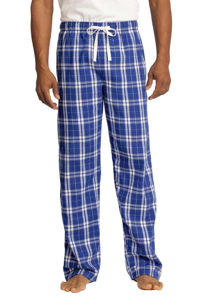 District® - Young Mens Flannel Plaid Pant. DT1800