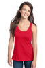 District® - Juniors 60/40 Racerback Tank. DT237
