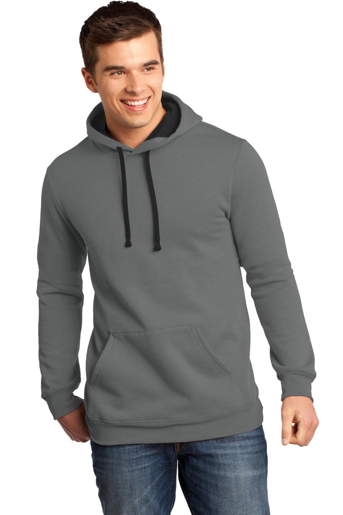 District® - Young Mens The Concert Fleece Hoodie. DT810""