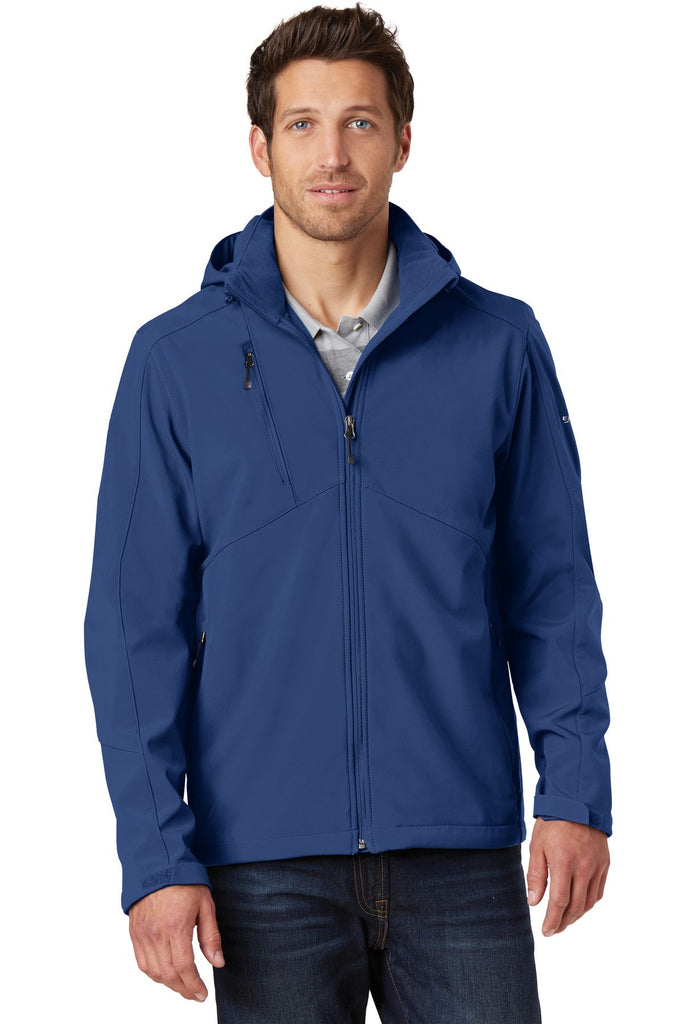 Eddie Bauer® Hooded Soft Shell Parka. EB536