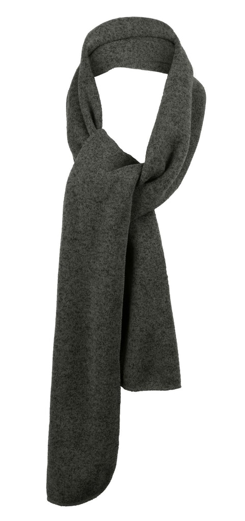 Port Authority® Heathered Knit Scarf.  FS05