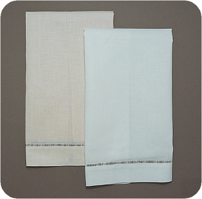 Hemstitched Guest Towel