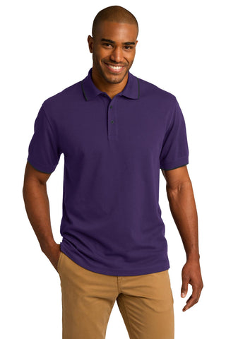 Port Authority® Rapid Dry Tipped Polo. K454""