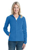 Port Authority® Ladies Microfleece Hoodie. L225