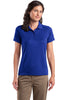 Sport-Tek® Ladies Dry Zone® Raglan Accent Polo. L475