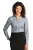 Port Authority® Ladies Crosshatch Easy Care Shirt. L640