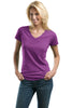 Port Authority® Ladies Concept V-Neck Tee. LM1002