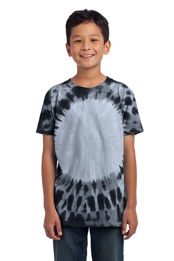 Port & Company® - Youth Essential Window Tie-Dye Tee. PC149Y