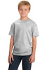 Port & Company® - Youth 5.4-oz 100% Cotton T-Shirt. PC54Y