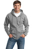 Port & Company® - Classic Full-Zip Hooded Sweatshirt. PC78ZH