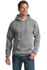 Port & Company® Tall Ultimate Pullover Hooded Sweatshirt. PC90HT