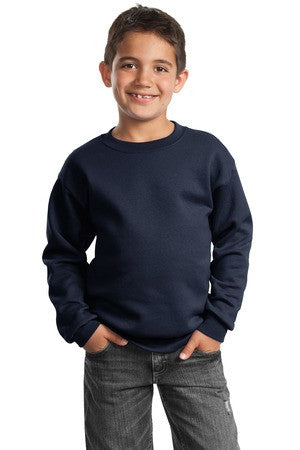 NCM Navy Youth Pullover Sweatshirt PC90Y