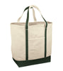Red House® - Large Heavyweight Canvas Tote. RH35