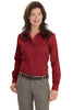 Red House® - Ladies Nailhead Non-Iron Button-Down Shirt.  RH47