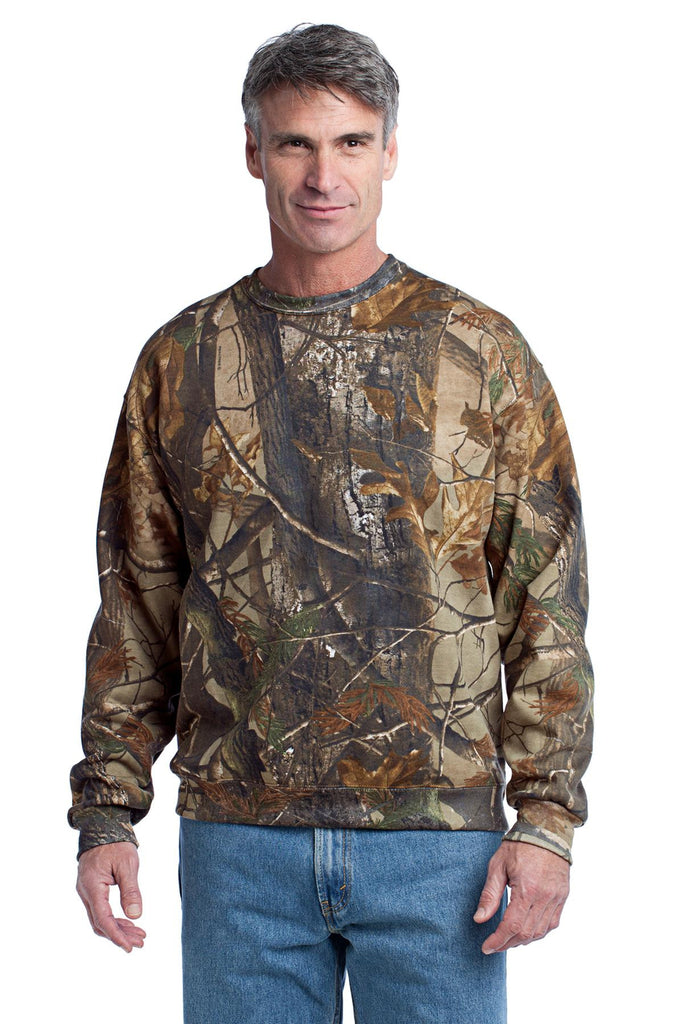 Russell Outdoors™ Realtree® Crewneck Sweatshirt. S188R