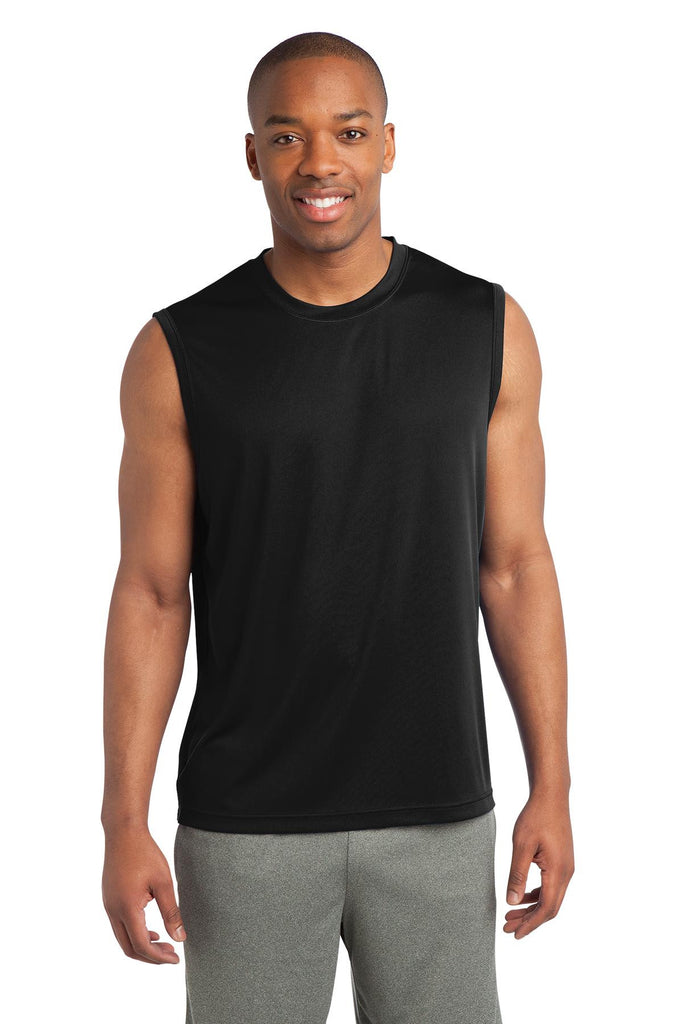 "Sport-Tek® Sleeveless PosiCharge Competitor"" Tee. ST352"""