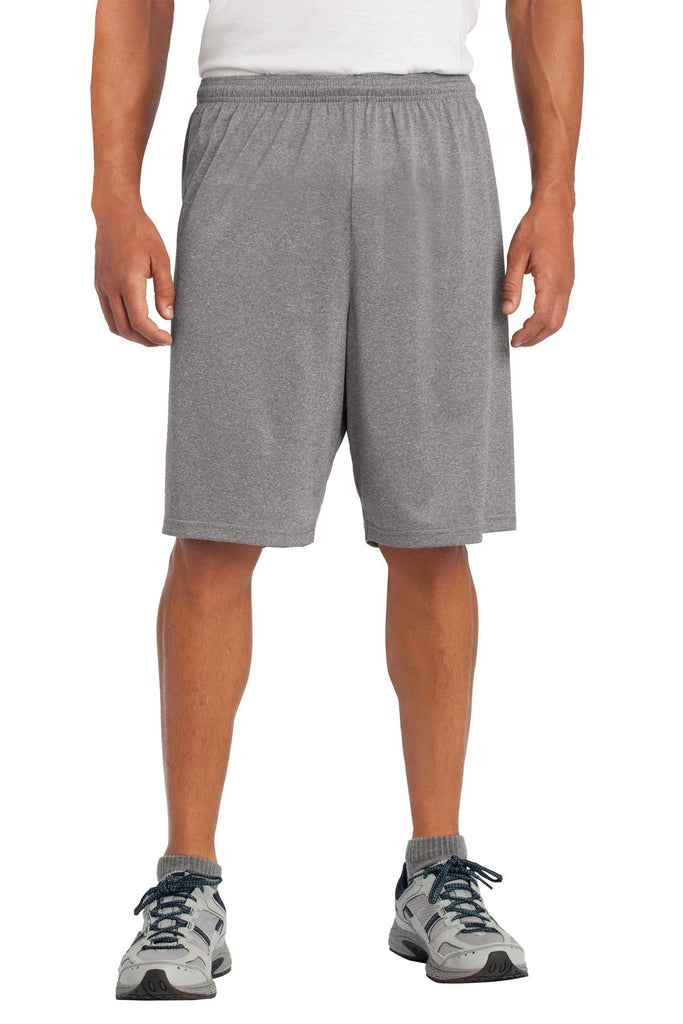 Sport-Tek® Heather Contender Short. ST365""
