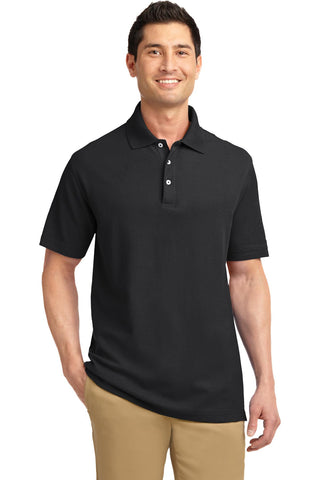 Port Authority® Tall EZCotton Pique Polo. TLK800""