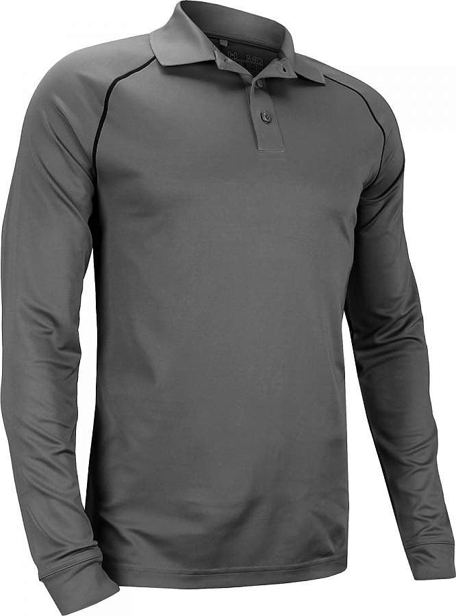 710fe464 Under Armour Men's Intent Long Sleeve Polo for Sale | Legacy Monograms