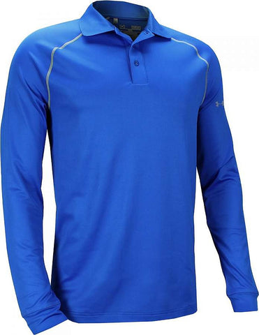 Under Armour Men's Intent Long Sleeve Polo