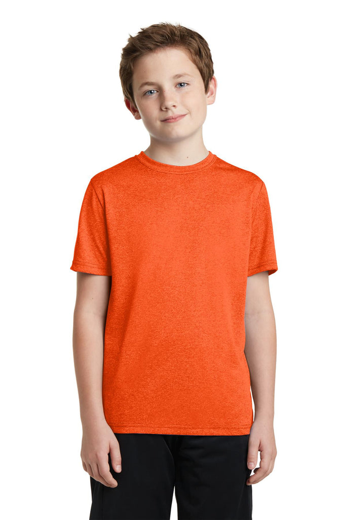 Sport-Tek® Youth Heather Contender Tee. YST360""