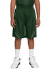 Sport-Tek® Youth PosiCharge Mesh Reversible Spliced Short. YT565""