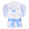 3 Marthas Bunny Tales Hooded Towel