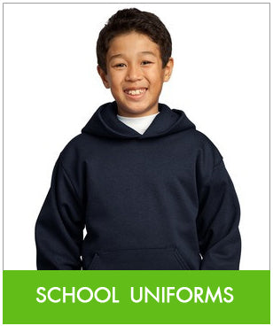 Embroidered School Uniforms