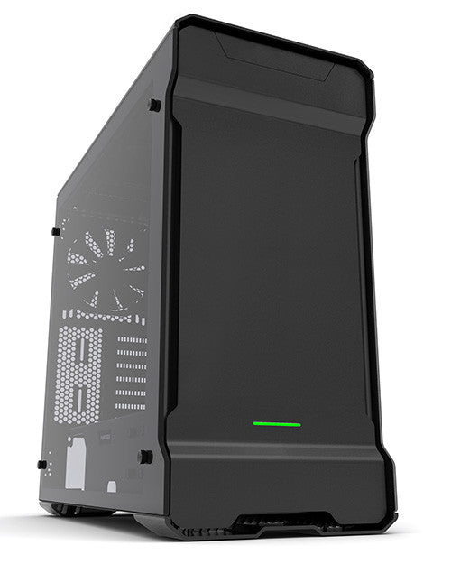 Phanteks Evolv ATX Black Tempered Glass