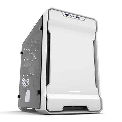 Phanteks Evolv ITX Tempered Glass White