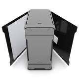 Phanteks Evolv mATX tempered glass Gray