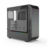 Phanteks Eclipse P350X Digital RGB chassis Black with White