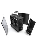 Phanteks Eclipse P400 Tempered glass Black