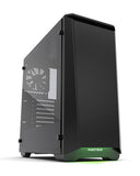 Phanteks Eclipse P400S Tempered glass Black