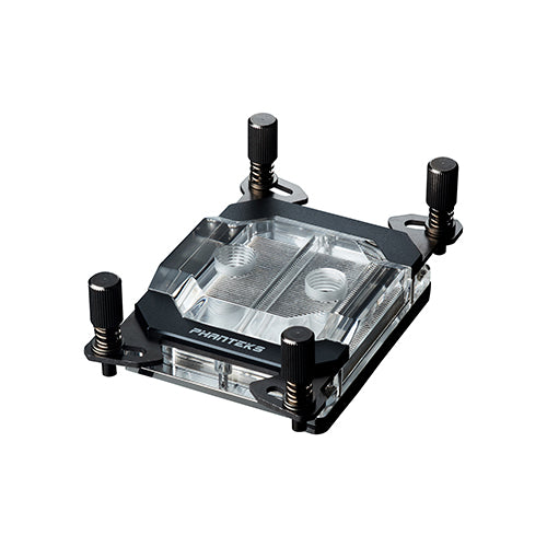 Phanteks Glacier Series C399a AMD TR4 CPU Block Black