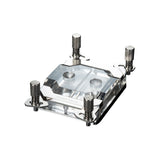 Phanteks Glacier Series C399a AMD TR4 CPU Block Chrome