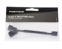Phanteks 3-pin Y-splitter