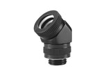 Phanteks Glacier 12mm Hard Tube Rotary Fitting 45
