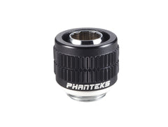 "Phanteks Glacier 13/10mm Soft Tube Fitting (1/2"" - 3/8""), G1/4"
