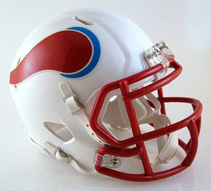 Villa Angela-St. Joseph, Mini Football Helmet - T-Mac Sports