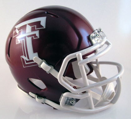 Tuttle (2011) (OK), Mini Football Helmet - T-Mac Sports