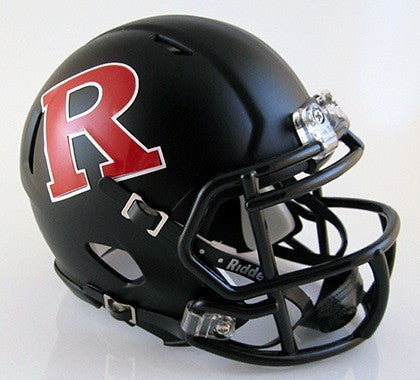 Rittman, Mini Football Helmet - T-Mac Sports