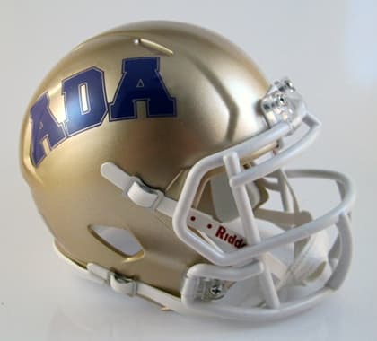 Ada, Mini Football Helmet - T-Mac Sports