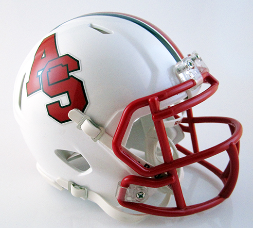 Alexander (2011), Mini Football Helmet - T-Mac Sports