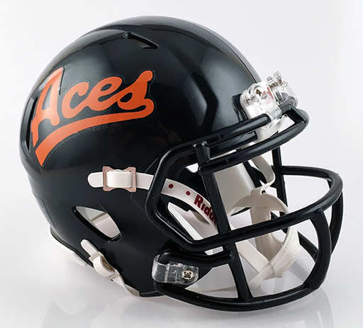 Amanda-Clearcreek (2015), Mini Football Helmet - T-Mac Sports