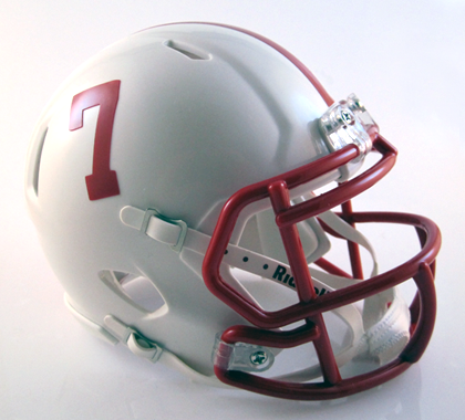 Arcadia, Mini Football Helmet - T-Mac Sports