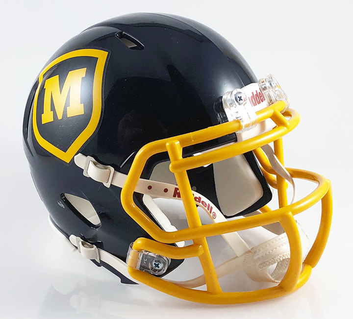 Archbishop Moeller, Mini Football Helmet - T-Mac Sports