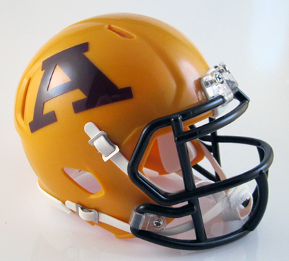 Archbishop Alter, Mini Football Helmet - T-Mac Sports