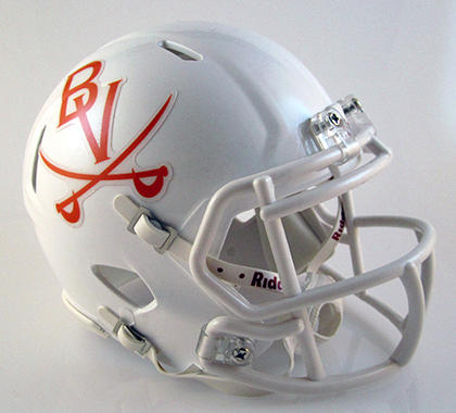 Arlington Bowie (TX), Mini Football Helmet - T-Mac Sports