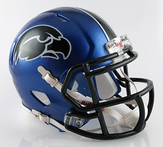 Armwood (FL), Mini Football Helmet - T-Mac Sports